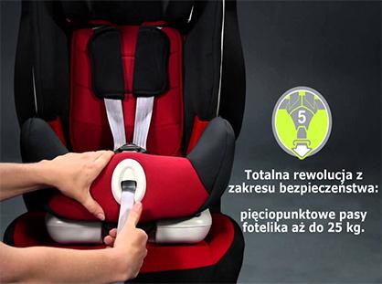 Romer Advansafix rewolucja w zakresie bezpieczeństwa