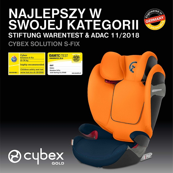 Cybex Solution S-Fix 2019